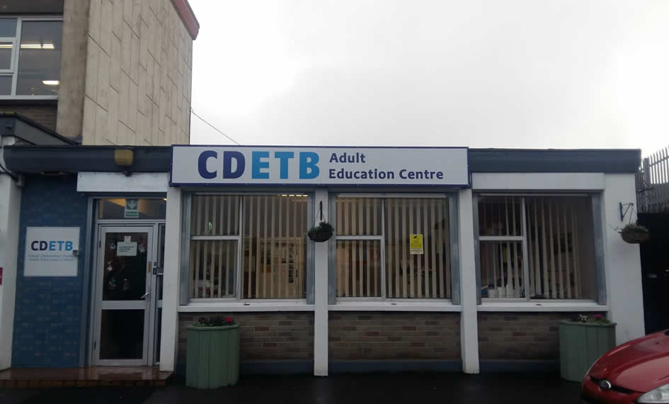 CDETB Adult Education Service Building